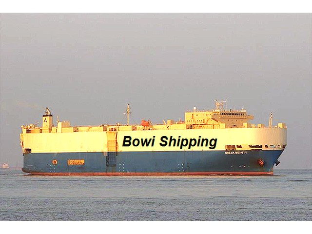 Mercedes-Benz BOWI SHIPPING & TRANSPORT