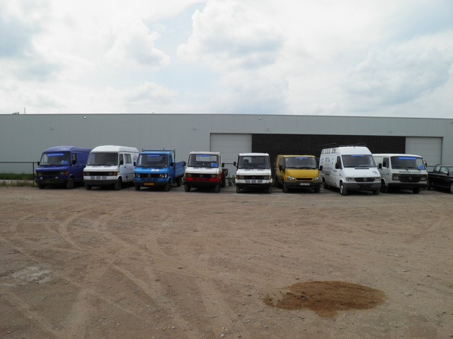 Mercedes-Benz 207/208/209/210/307 diverse modellen