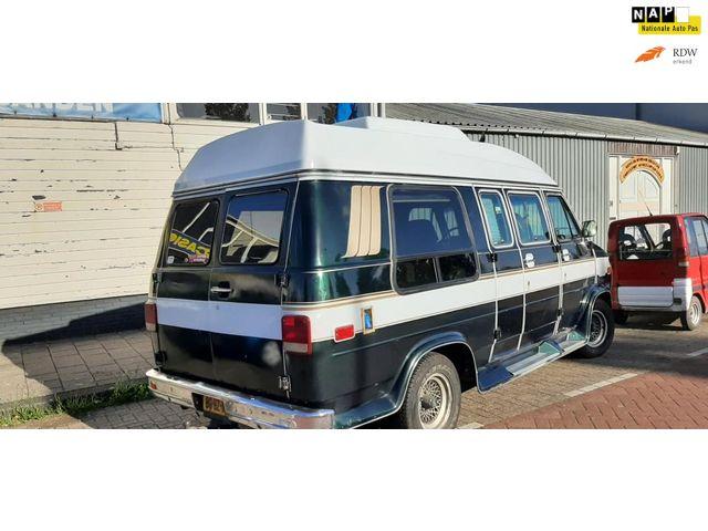 Chevrolet CHEVY VAN 20,Camper
