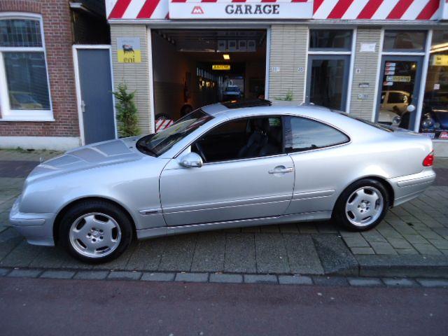 Mercedes Clk CLK 200 Elegance