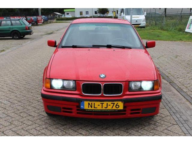 BMW 3-serie Compact 316i Executive Peter Mulder JR Emmer-Compascuum